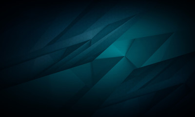 Abstract dark blue background with graphic element