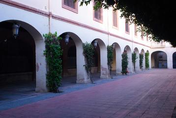 Soportales en Almería