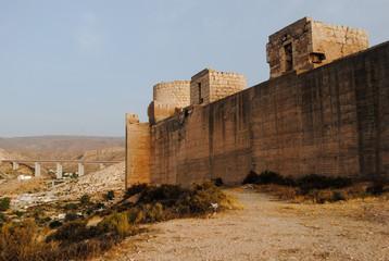Llorando por Almería