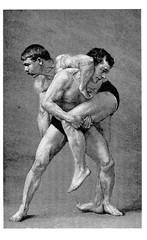 Greco-Roman wrestling