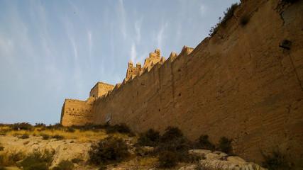 Muro vestigio