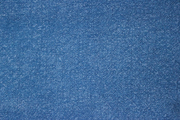 blue and white fabric surface material cloth background.