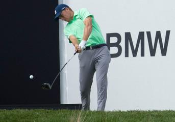 PGA: BMW Championship - Round Two