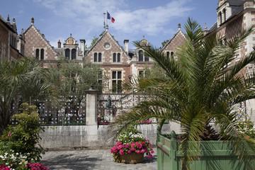 Hôtel Groslot d'Orléans, Orleans, Frankreich