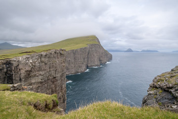 The slave rock, Faroe Islands