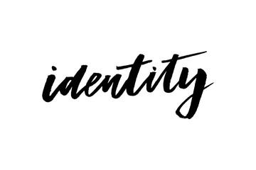 slogan Identity phrase graphic vector Print Fashion lettering calligraphy