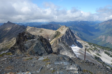 Hiking In Washington State, the Pacific Northwest