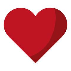 beauty heart love symbol design