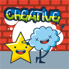 creative idea card