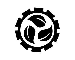 black nature natural plant herb image vector icon logo