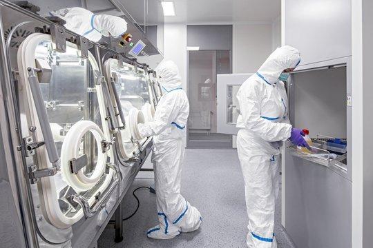Tissue engineering laboratory