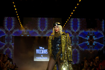 Designer Phillipe Blond opens The Blonds Spring/Summer 2019 collection during New York Fashion Week