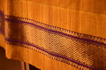 Traditional sari abstract background