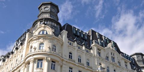 Jugendstilhäuser in Wien