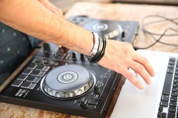 Hands of the DJ