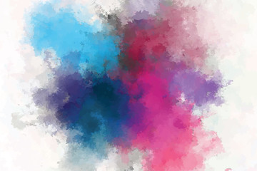 Background color abstract