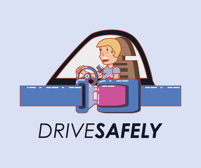 Drive safely design