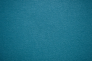 Blue beautiful leather texture as background