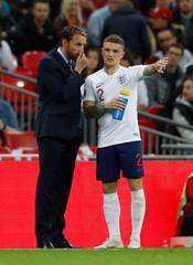 UEFA Nations League - League A - Group 4 - England v Spain