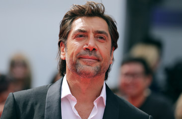 Actor Javier Bardem arrives for the North American premiere of Everybody Knows at the Toronto International Film Festival (TIFF) in Toronto,
