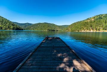 Marshall Lake, Newport, Washington