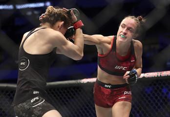 MMA: UFC 228-Aldana vs Pudilova