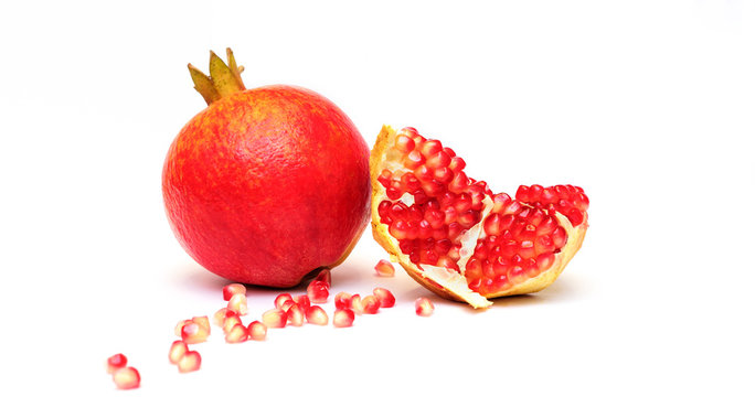 Pomegranate for Rosh hashanah (jewish New Year holiday)