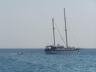 The Red Sea Boat Portrait