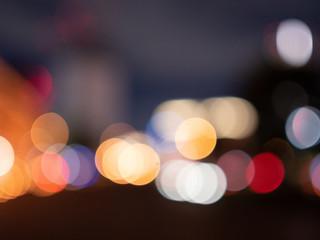 都市 夜景 イルミネーション
