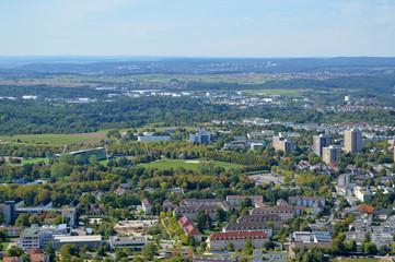 Panorama Reutlingen