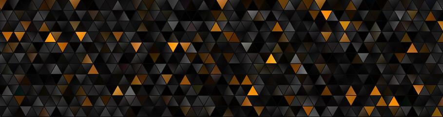Fototapeta Triangular 3d, modern background obraz