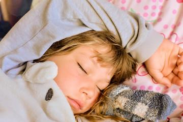 sommeil d'enfant