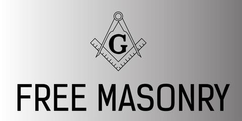 Free Masonry Logo