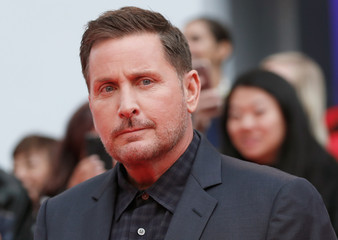 Actor/director Emilio Estevez arrives for the world premiere of The Public at the Toronto International Film Festival (TIFF) in Toronto