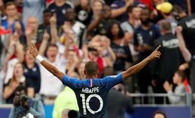 UEFA Nations League - League A - Group 1 - France v Netherlands
