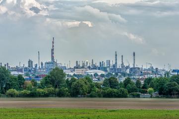 BASF Werk Ludwigshafen