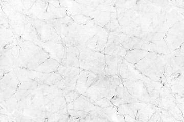 Luxury of white marble texture and background for decorative design pattern art work. Marble with high resolution