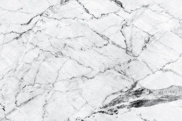 White marble texture abstract background for design pattern art work, with high resolution.