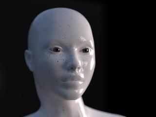 experimental artificial humanoid