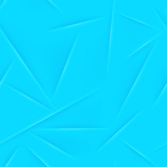 Abstract seamless pattern in light blue colors