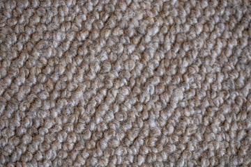 Carpet texture light brown