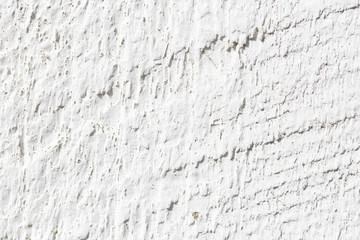 Rough white paint texture