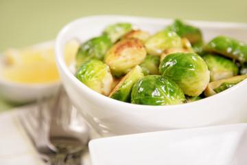 Vegan & Vegetarian Food - Brussel Sprouts