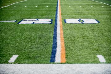 20 yard line
