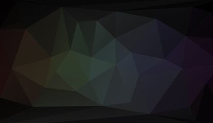 Vector Polygon Abstract modern Polygonal Geometric Triangle Background.