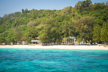 Koh Mai Thon (Honeymoon Island) ,Phuket,Thailand