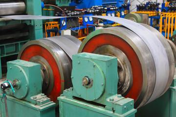 strip steel production equipment