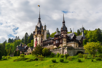Peles Castle. Romania