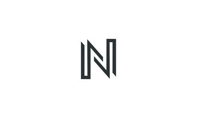 vector N logo