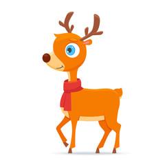 Happy little deer